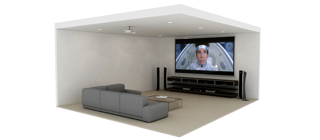 Hush City Soundproofing Home Theatres