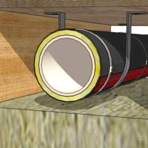 Pipe & Duct Soundproofing