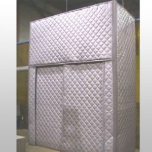 Quilted Sound Absorption Barrier