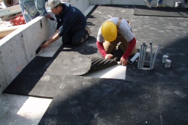 Soundproof Foundation Flooring Mats