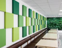 Fabric Decorative Acoustic Panels – Hush City Soundproofing