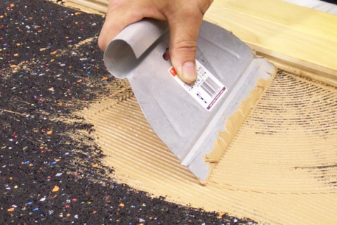 Qt Impact Isolation Floor Underlayment Hush City