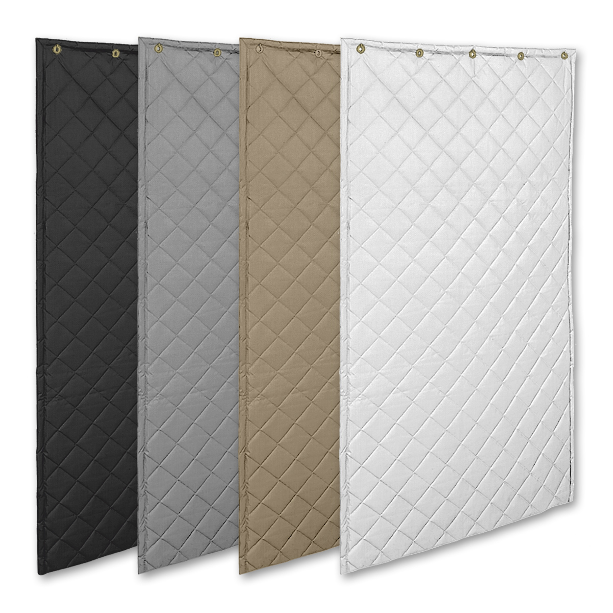 Combination Acoustic Blankets Panels Barriers Amp Curtains