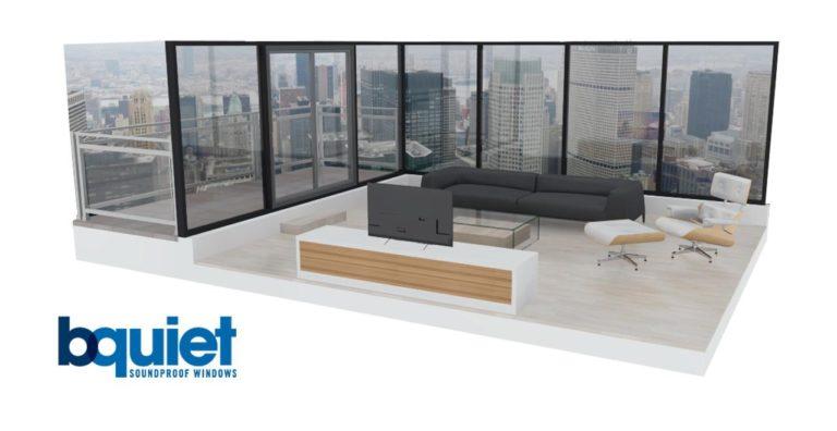 Bquiet 1 - Soundproof Rooms