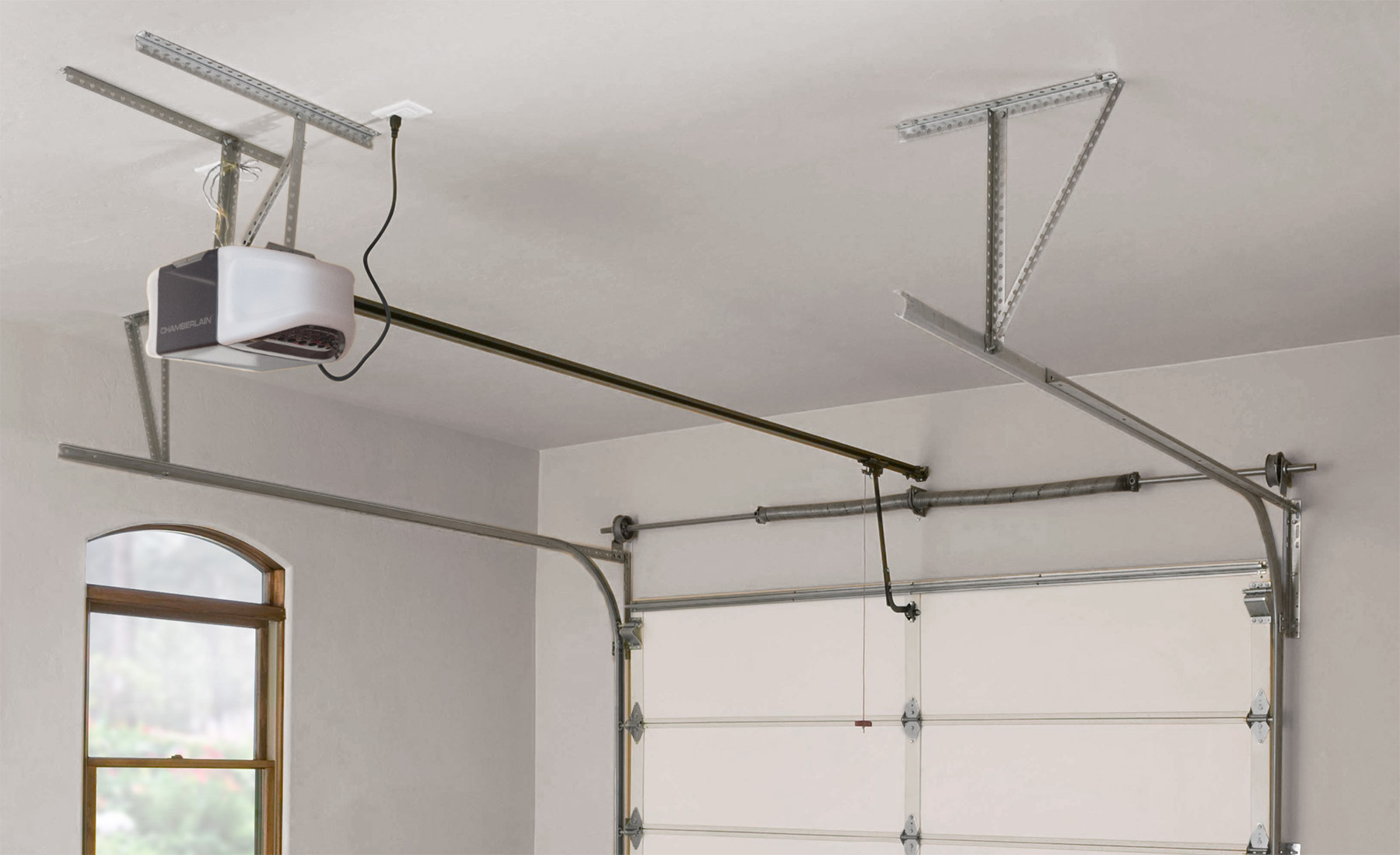 How to soundproof a garage door hush city soundproofing for How to select a garage door opener