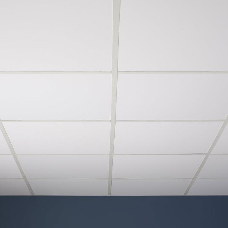 Rockfon Acoustic Ceiling Tiles Hush City Soundproofing Calgarys