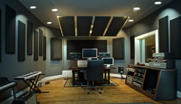 Soundproof a Recording Studio