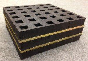Soundproof Waffle Pads 1